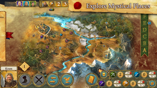 Screenshot for Legends of Andor – The King's Secret in United States Play Store
