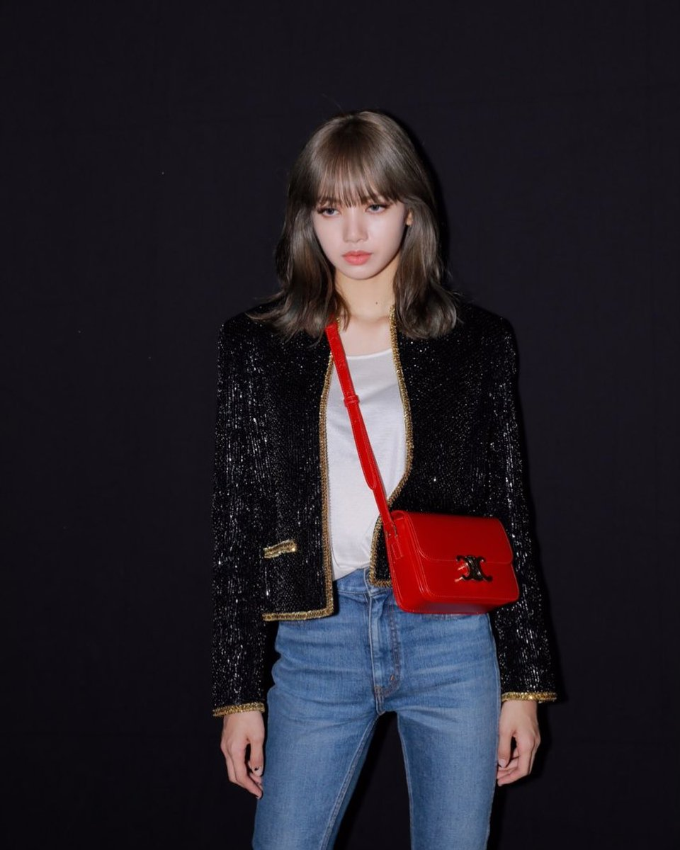 lisa celine bag