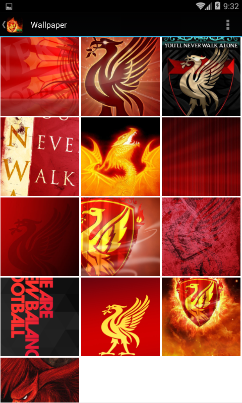 Liverpool Football Wallpapers Android Apps on Google Play