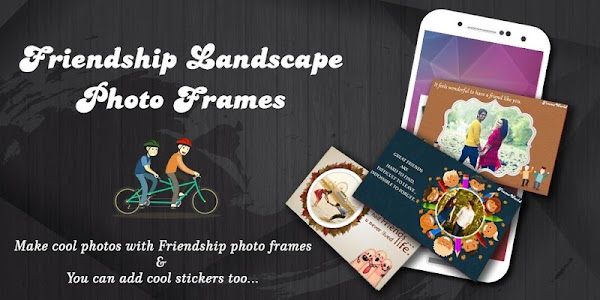 Friendship Photo Frame World screenshot 0