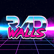 Rad Walls - Rad Pack Live Wallpapers