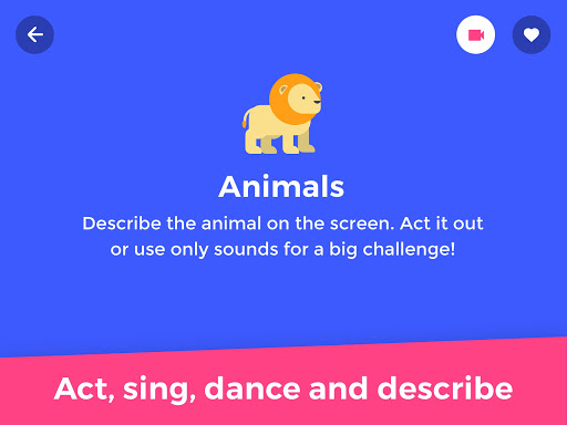 GuessUp - Word Party Charades & Family Game 2.8.0 screenshots 16