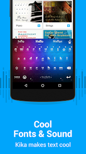 Kika Emoji Keyboard Pro + GIFs hack