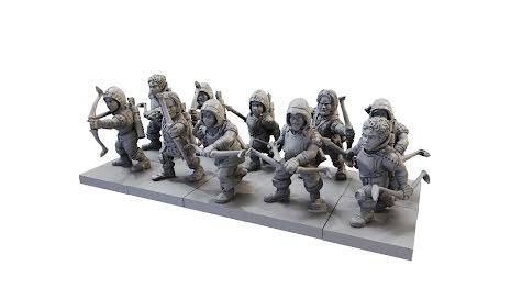 Halfling Poachers Battlegroup