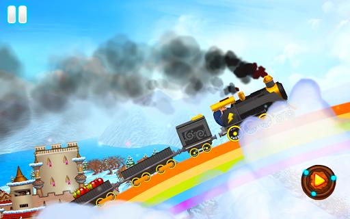 Fun Kids Train Racing Games