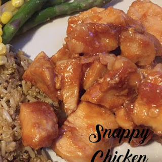 Snappy Chicken Recipe
