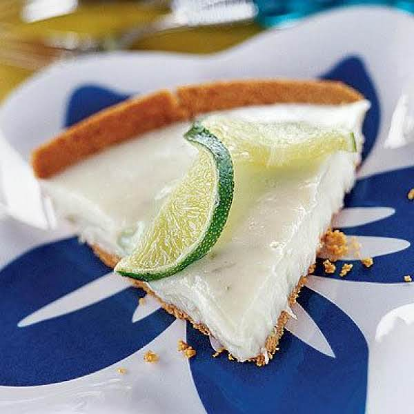White Chocolate-key Lime Pie Recipe
