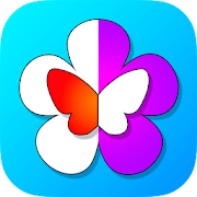 AR Butterflies and Flowers icon