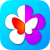 AR Butterflies and Flowers APK Icon