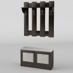 Прихожая №4 мебель разработана и произведена Фабрикой Тиса мебель
