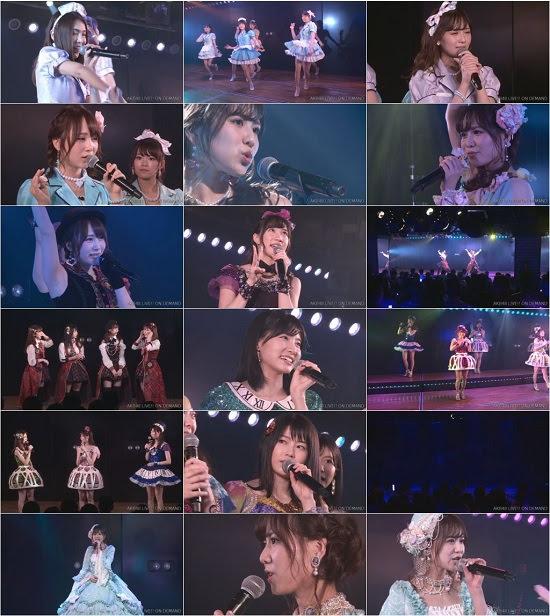 (LIVE)(720p) 佐藤すみれ AKB48劇場ファイナル特別公演 ~あの頃のすーめろでぃー~ 171215