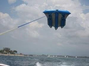 Bali fly fish