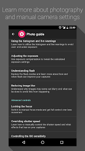 Shoot - Pro Photo Camera screenshot 7