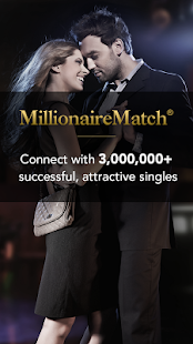 The Largest Millionaire League Singles Dating App- screenshot thumbnail