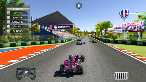 Car Racing Game : Real Formula Racing Motorsport 1.8 screenshots 7