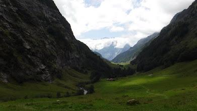 Photo: Visszatekintés a Berni-Alpokra