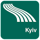 Kyiv Map offline