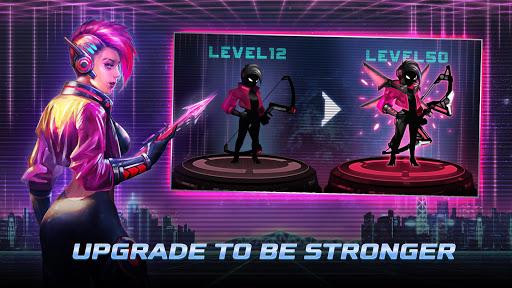 Cyber Fighters: Legends Of Shadow Battle 0.2.2 screenshots 2