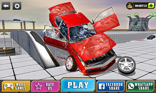 Derby Car Crash Stunts Apk 1