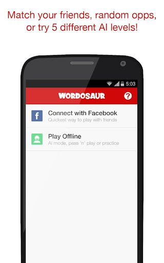 Wordosaur Top Rated Word Game 1.0.44 screenshots 2