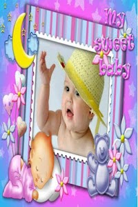 Baby And Kids Photo Frames screenshot 1