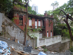 Photo: The haunted mansion in Wanchai 灣仔