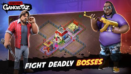 Downtown Gangstaz - Hood Wars android2mod screenshots 3