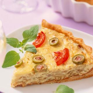 Italienischer Zwiebelkuchen