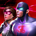 Grand Superhero Justice Sim icon