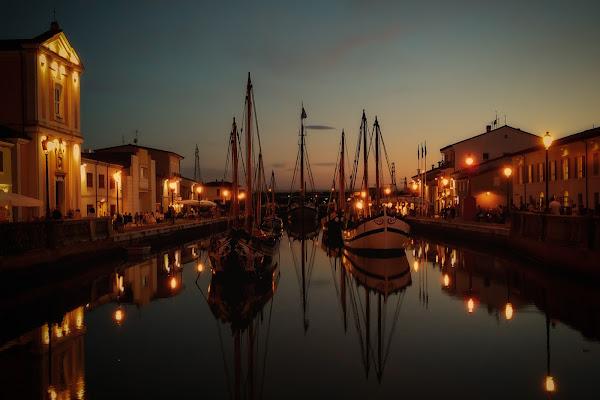 Porto Canale Leonardesco di Desperate_Architect