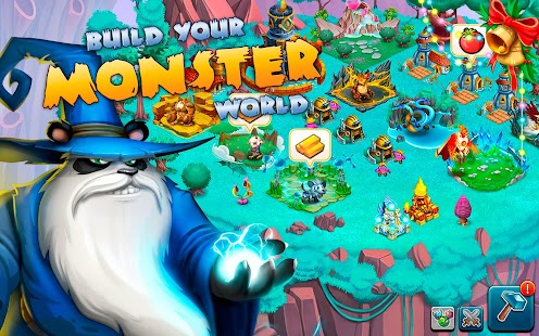 Monster Legends - RPG- screenshot thumbnail