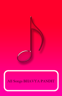 BHAVYA PANDIT Songs - náhled