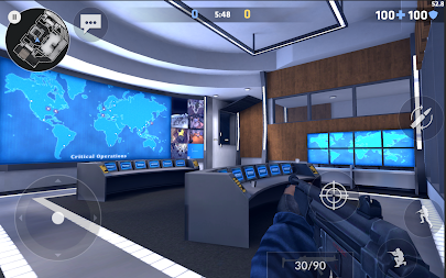 Critical Ops APK screenshot thumbnail 21