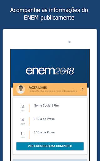 ENEM 2018  screenshots 11