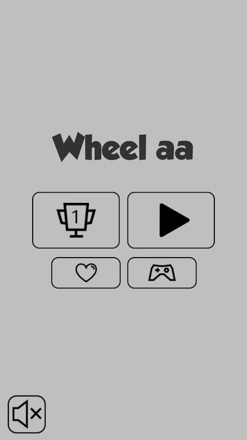 Wheel aa- screenshot