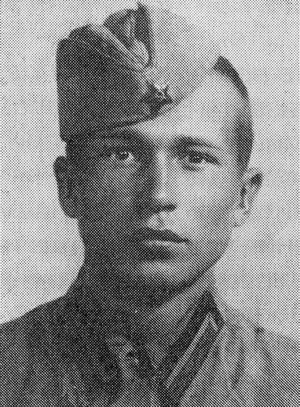 Антонов Борис Петрович - командир отделения 50 осбр
