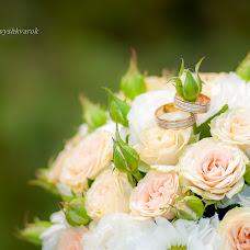Wedding photographer Sergey Vyshkvarok (vyshkvarok80). Photo of 21.08.2017