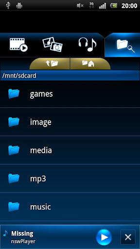 nswPlayer screenshot 2