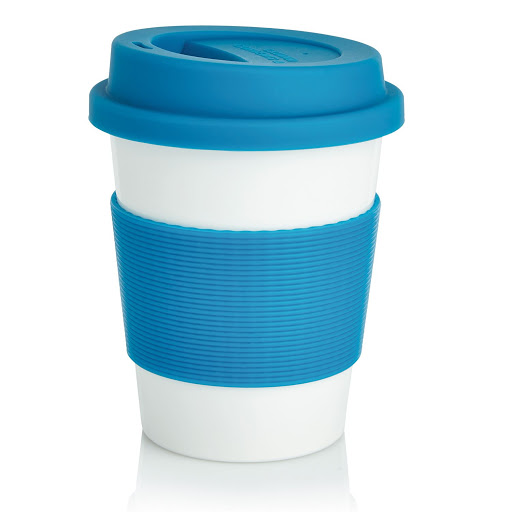 100% Biodegradable Coffee Cup