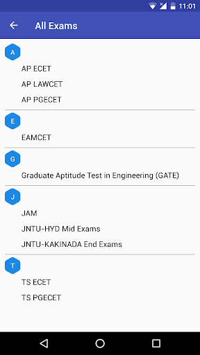 Previous Question Papers 1.2.3 screenshots 2