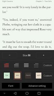 iReader eBook & reader - screenshot thumbnail