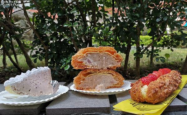 台北美食食芋堂-凱帝蛋糕|芋頭控絕對不能錯過的東區美食