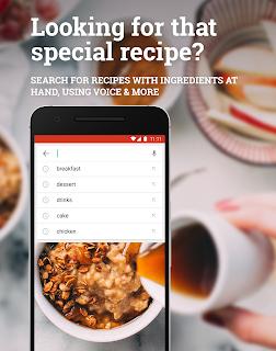Cookbook Recipes screenshot 03