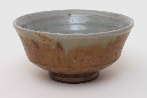 Mike Dodd Ceramic Footed Bowl 018