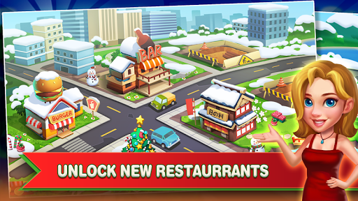 Happy Cooking: Chef Fever apkmr screenshots 10