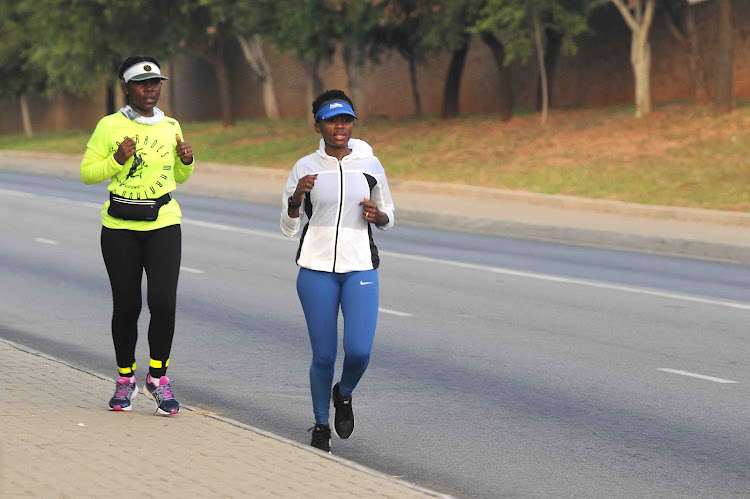 Challenges faced by a young girl with running talent are many compared to her male counterpart.