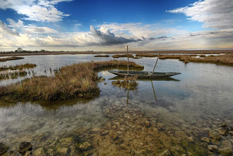 Laguna veneta di BASTET-Clara