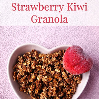Strawberry Kiwi Granola