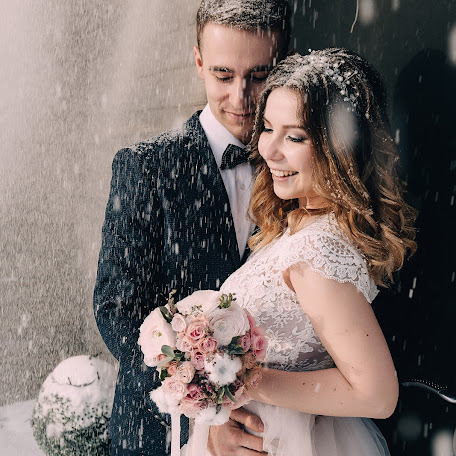Wedding photographer Artem Kononov (feelthephoto). Photo of 09.02.2018