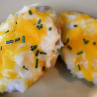 Sneaky Stuffed Potatoes- Lunch Version